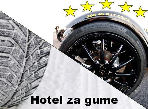 Hotel za gume