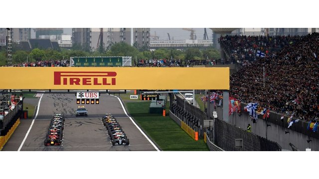 U Kini, OZ na podijumu sa Scuderia Ferrari i Red Bull Racing