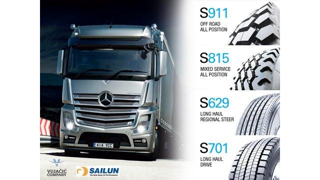 Vujačić Company je postala ekskluzivni distributer brendova Westlake i Sailun, za tržište Crne Gore
