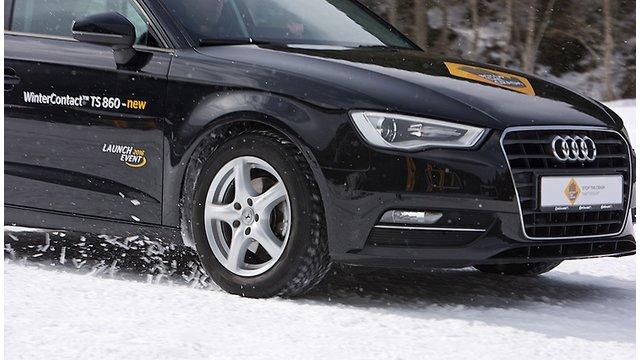 Continental WinterContact TS 860: Još sigurnije po kiši, snijegu i ledu