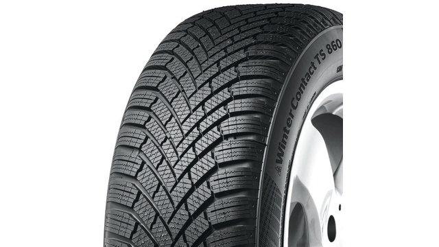 Conti Winter Contact TS-860 najbolja zimska guma na tržištu
