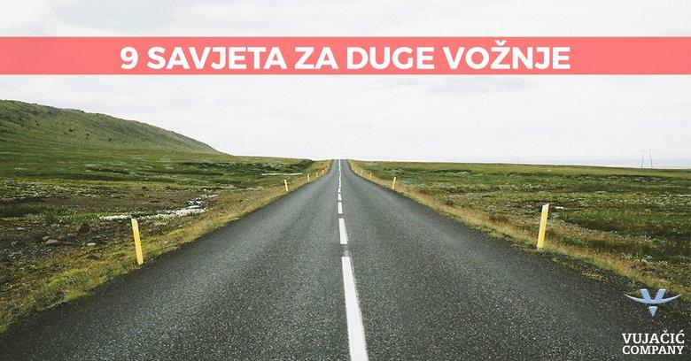 9 savjeta za udobno i bezbjedno putovanje