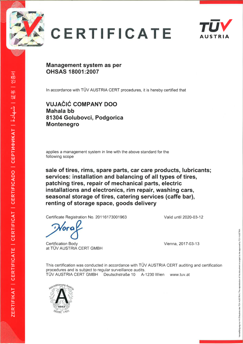 OHSAS 18001:2007 ENG