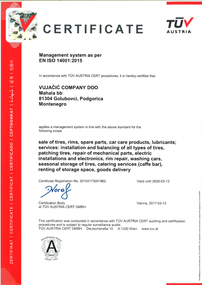 ISO 14001:2015 ENG