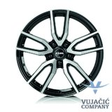 17X7.5 114.30X5 RIAL TORINO diamond-black front polished