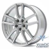 17X7.5 112.00X5 RIAL TORINO polar-silver