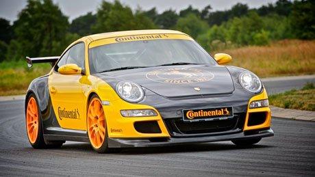 ContiSportContact 5P ljetnja guma je pobjednik testa AutoBild sportski automobili!