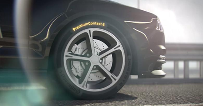 Continental na vrhu liste Auto Zeitung testa!