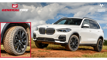 General Tire recommended for BMW X5