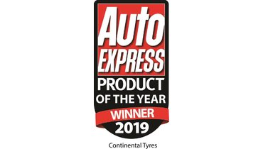 Overall product of the year awarded to Continental for exceptional products across all seasons
