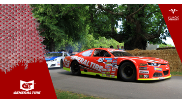 NASCAR i General Tire na Goodwood Festivalu brzine