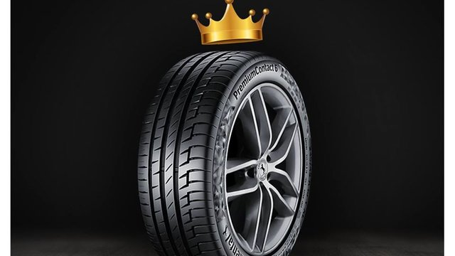ADAC Names Continental Tire Best in Test