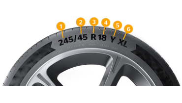 Know the facts before you buy new tires
