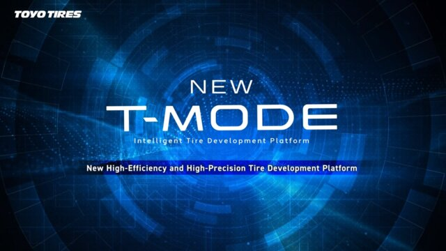 T-Mode (Intelligent Tire Development Platform)