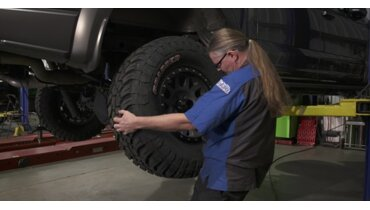 HOW TIRE ROTATION CAN EXTEND THE LIFE OF YOUR TIRES