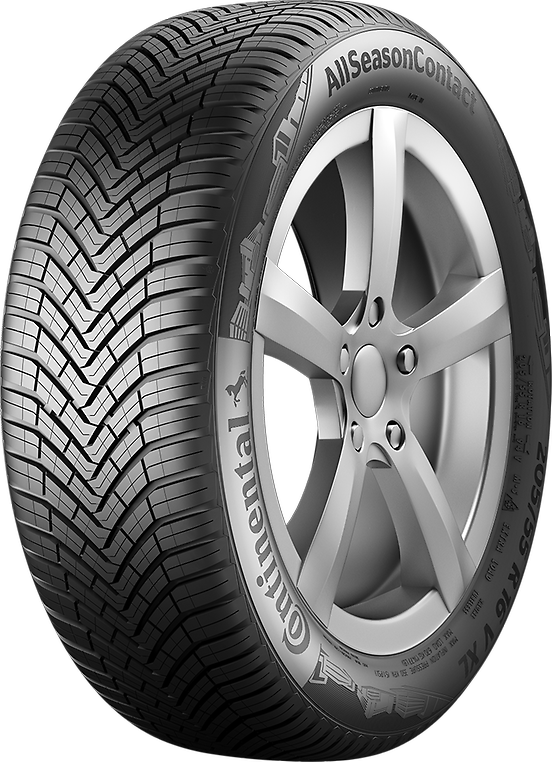 Continental Comes Top in Slovakian Magazine's All-season Tire Test
